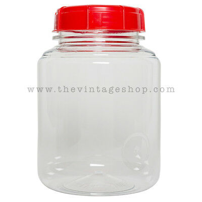 1 Gallon FerMonster Plastic Carboy • 7.36£