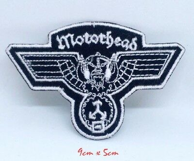 £1.99 • Buy  Motorhead Wingcut Band Rock Metal Iron/Sew On Embroidered Patch #681