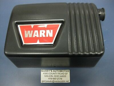 $110 • Buy Genuine WARN 38199 New Replacement Winch Control Housing Solenoid Cover 8274-50