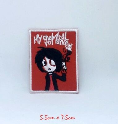 £2.14 • Buy My Chemical Romance Rock Band Logo Iron Sew On Embroidered Patch #1356