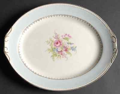 $31.99 • Buy Homer Laughlin CHATEAU 13 1/2  Oval Serving Platter 219804