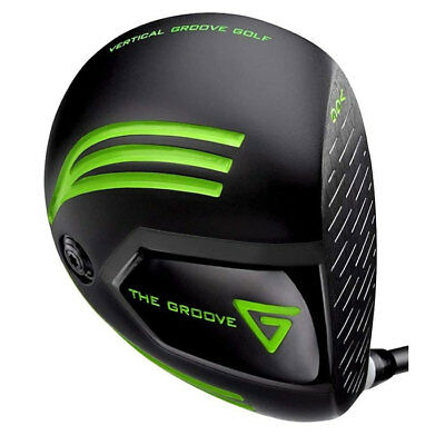 AU127.87 • Buy New Vertical Groove Driver W/ Headcover