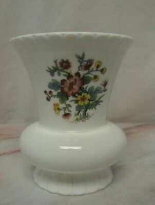 $26.99 • Buy Coalport Bone China, Ming Rose Small Vase, Floral Design, Made In England
