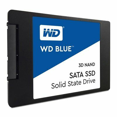 WD 1TB SSD - Blue 3D NAND 2.5 /7mm Cased • 102.48£