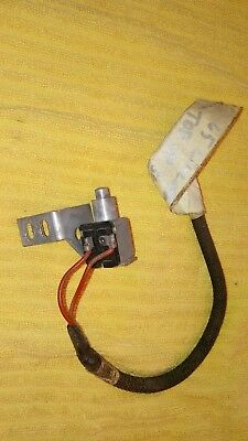 $73 • Buy 1964  LINCOLN Convertible Top Up Limit Switch  Frame Sensor Down 1965