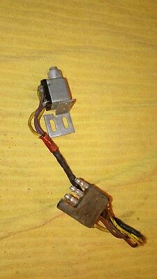 $83 • Buy 1964  LINCOLN Convertible Deck Lid Open Limit Switch  Frame Sensor Up 1965