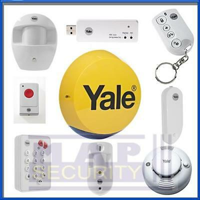Yale Easy Ef-kit Accessories & Extras - Uk Stock Next Day Shipping • 26.99£