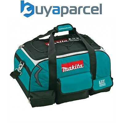Makita LXT400 23  58cm LXT Heavy Duty Padded ToolBag Tool Bag + Shoulder Strap • 36.99£