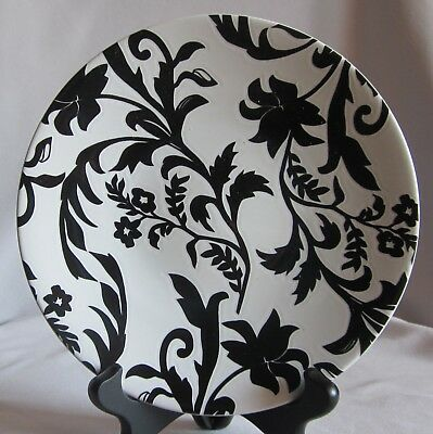 $6.50 • Buy Salad Plate Roscher & Co. Provincial Pattern Black