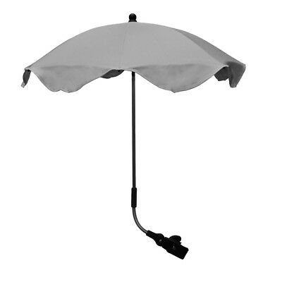 Baby Parasol Compatible With Bugaboo Bee Grey, Black, Cream, Red, Purple, Navy • 12.95£