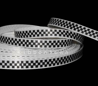 Checkered Ribbon Compare Prices On Dealsancom