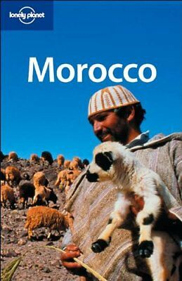 (Very Good)-Morocco (Lonely Planet Country Guides) (Paperback)-Sattin, Anthony,  • 2.95£