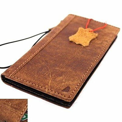 $ CDN38.91 • Buy Genuine Retro Leather Case For Samsung Galaxy Note 8 Book Wallet Soft Luxury ID