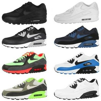 check out 6a1db 4ebfc Nike Air Max 90 Zapatos Essential Deportiva Premium 1 95 97 Command Skyline  Ltd • 128.60