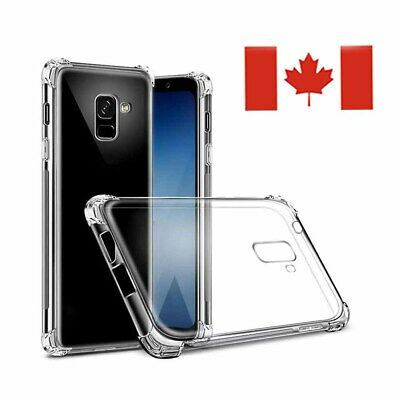 $ CDN2.99 • Buy For Samsung Galaxy S8 S8 Plus S9 S10/Note 8 9 10 Plus -Clear Case Soft TPU Cover