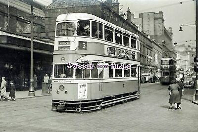 £2.20 • Buy A0877 - Glasgow Tram - No.1330 On Route 3 To Mosspark - Print 6x4