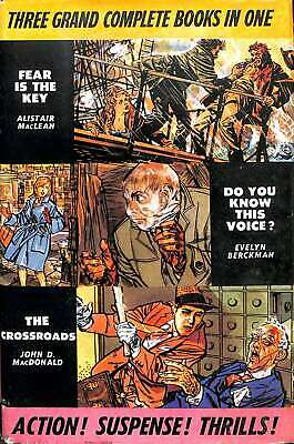 £7.52 • Buy Fear Is The Key - Do You Now This Voice? - The Crossroads, MacLean, Alastair; Be