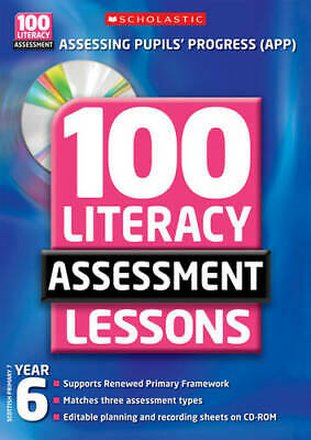 £15.08 • Buy 100 Literacy Assessment Lessons; Year 6, Milford, Alison, New, Book