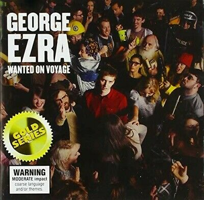 $14.41 • Buy George Ezra - Wanted On Voyage (Gold Series) [New CD] Deluxe Ed, Austr