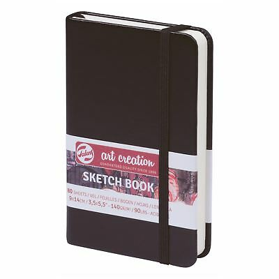 Artists Drawing Sketching Paper Pad Talens Sketch Book Mini • 4.60£