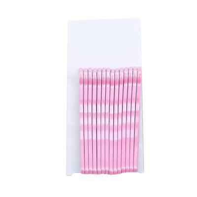Hair Grips Grip Bobby Pins Slides Clips Clamps Waved Candy Color Pins LC • 1.72£