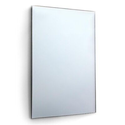 £87.55 • Buy Large Wall Mirror 5Ft X 3Ft 4mm Thick Home Gym Glass Sheet 152cm X 91cm)