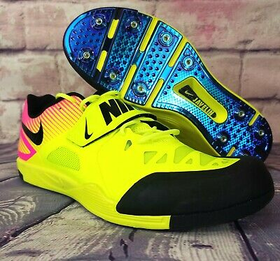 Nike Javelin Elite 2 12.5 Volt Flywire Track And Field Throwing Shoe 631055- 999 • 0447925d2