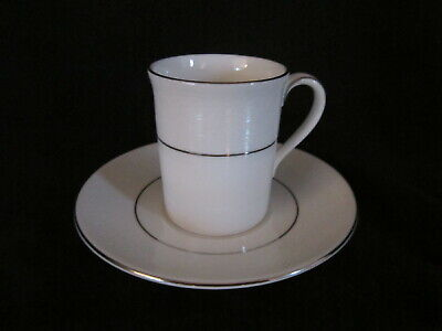 $ CDN36 • Buy Royal Doulton - LACE POINT H5000 - Demitasse Cup And Saucer