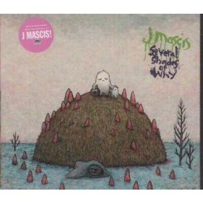AU11.73 • Buy J MASCIS Several Shades Of Why CD USA Sub Pop 2011 10 Track In Fold Out Card