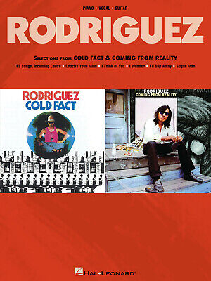 Rodriguez: Selections From Cold Fact Coming From Reality Piano, Vocal And Guitar • 15.95£