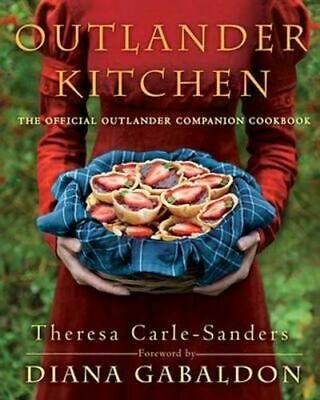 AU53.75 • Buy NEW Outlander Kitchen By Theresa Carle-Sanders Hardcover Free Shipping