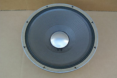 $242.05 • Buy VINTAGE JBL 15  E140-8 SPEAKER In EXC COND For YOUR CABINET + AMPLIFIER!!! #C999