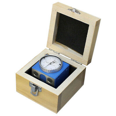 $69.99 • Buy 2'' Magnetic Z Axis Dial Setter0004'' Gage Gauge Offset Pre Setter Tool CNC