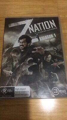 AU30 • Buy Z Nation Season 1 & 2