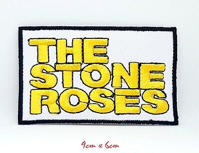 £1.99 • Buy The Stone Roses Embroidered Iron/Sew On Patch #1248
