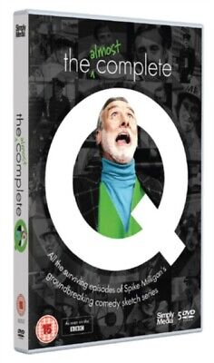 NEW Q - The Almost Complete Q DVD • 21.89£