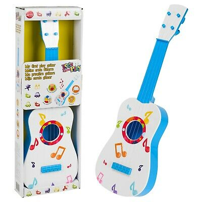 Sensory Toy Guitar Kids Children Musical Instrument For ASD, SPD, Developmental • 13.99£