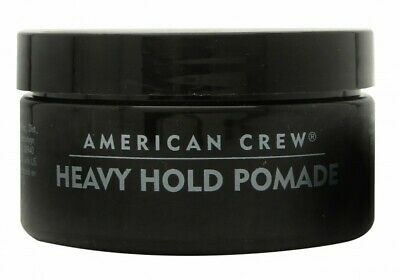 £15.45 • Buy American Crew Heavy Hold Pomade - Men's For Him. New. Free Shipping