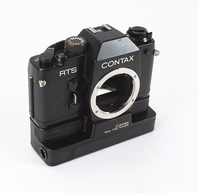 $ CDN250.64 • Buy Contax Rts Black Body  Scientific/medical  + Real Time Winder, Issues/199040