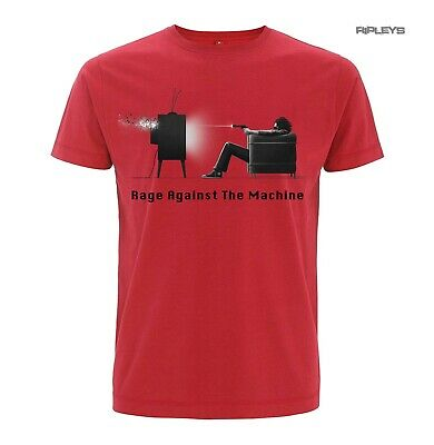 Official T Shirt RAGE AGAINST THE MACHINE  Red  Won't Do EXPLICIT All Sizes • 12.99£