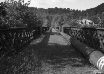 Photo  Gwr Taff Vale Railway Viaduct At Pontypridd In 1972 1 Of 2 • 1.90£