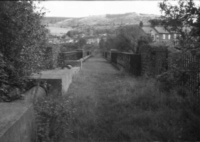 Photo  Gwr Taff Vale Railway  Viaduct At Pontypridd In 1972 2 Of 2 • 1.90£