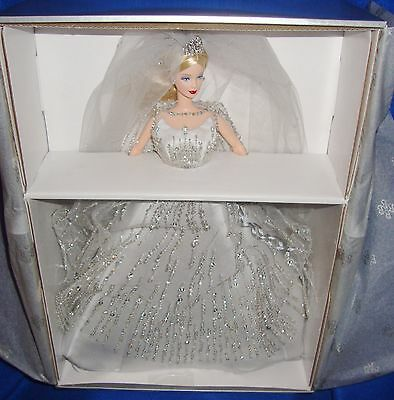 $419.99 • Buy 2000 Millennium Bride Barbie Limited To 10000 MIB With Shipper Box