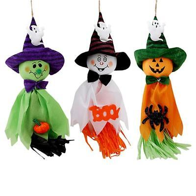 $ CDN2.76 • Buy Halloween Hanging Decorations Garland House Party Animated Scary Ghost Props LD
