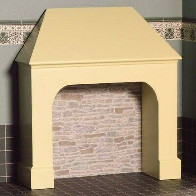 1/12 Scale Dolls House Emporium Stone/cream Coloured Stove/fire Surround 4024 • 18.45£