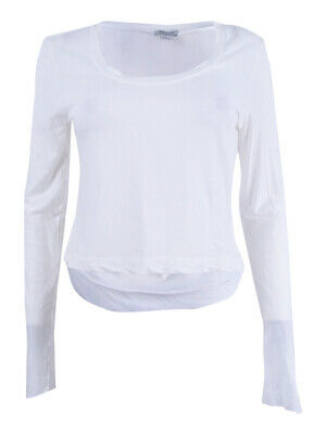 Chelsea Sky Women's Cropped Top XL, White • 14.22£