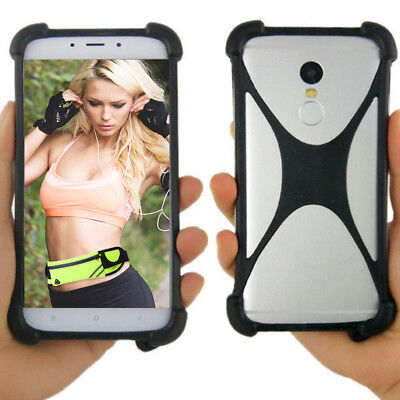 AU7.11 • Buy For ZTE/Sony - Soft Silicone Case Bumper Cover Shockproof Protective Back Skin