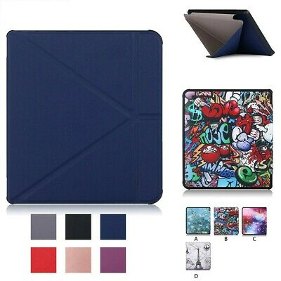AU33 • Buy For Amazon Kindle Oasis 7 Inch 2019 New Leather Cover Stand Flip Painted Case AU