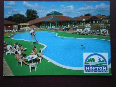 Postcard Norfolk Hopton On Sea - Hopton Holiday Village • 1.25£