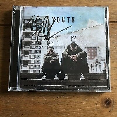 Tinie Tempah - Youth Signed Cd  Autographed • 26.95£